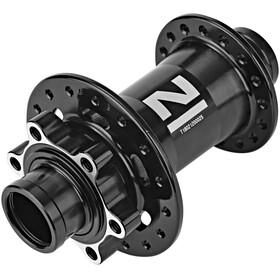 Novatec Downhill naaf 20 mm MTB Disc steekas zwart